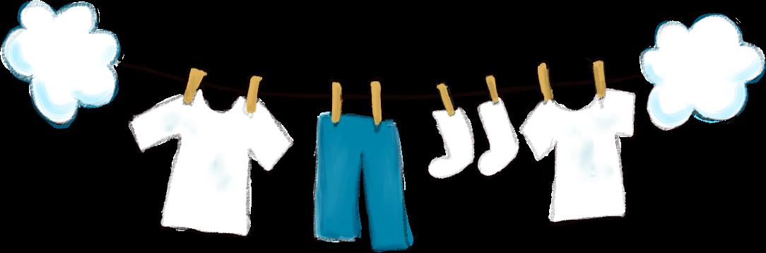 ヨーロッパの洗濯 | イタリアお家の中のこと